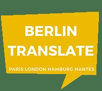 Bienvenue chez Berlin Translate