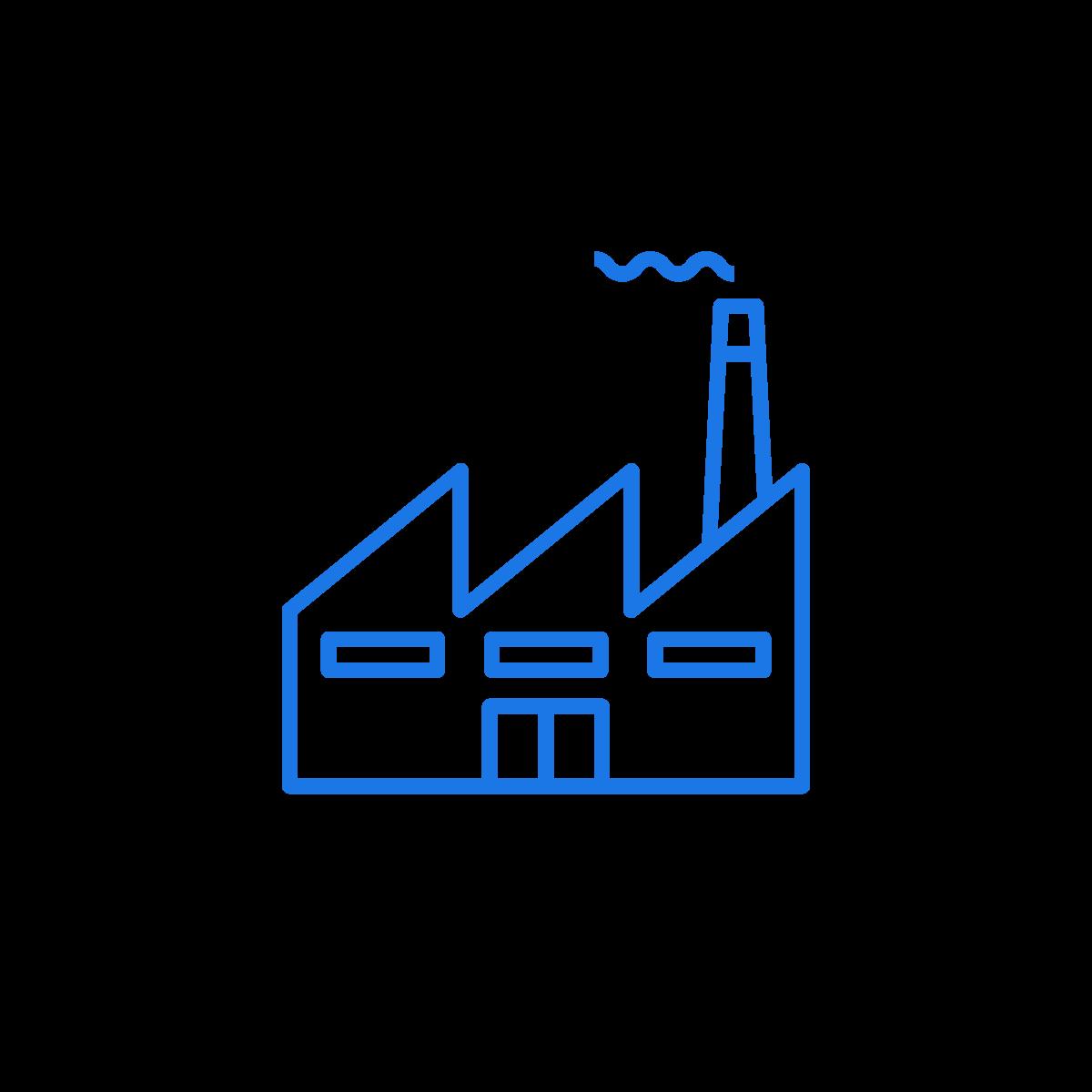 Industrie- und Gewerbegebiete