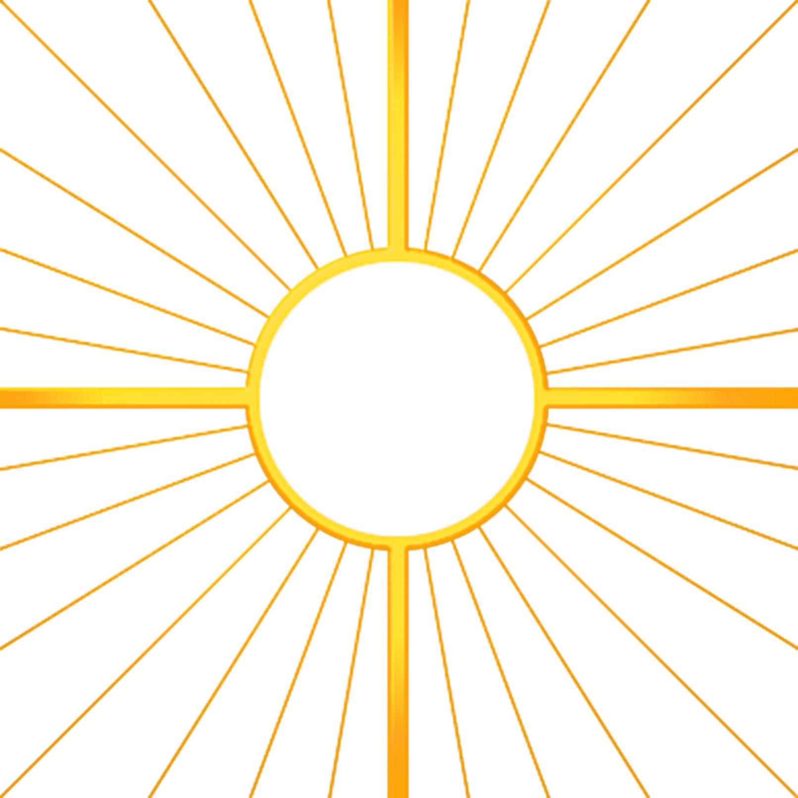 Emblem Liebe-Licht-Kreis Jesu Christi