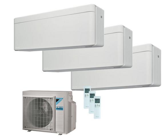 Luft Wärmepumpe in allen Zimmem - 4.760 €