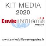 Téléchargez le Kit Média du magazine Envie d'Ailleurs