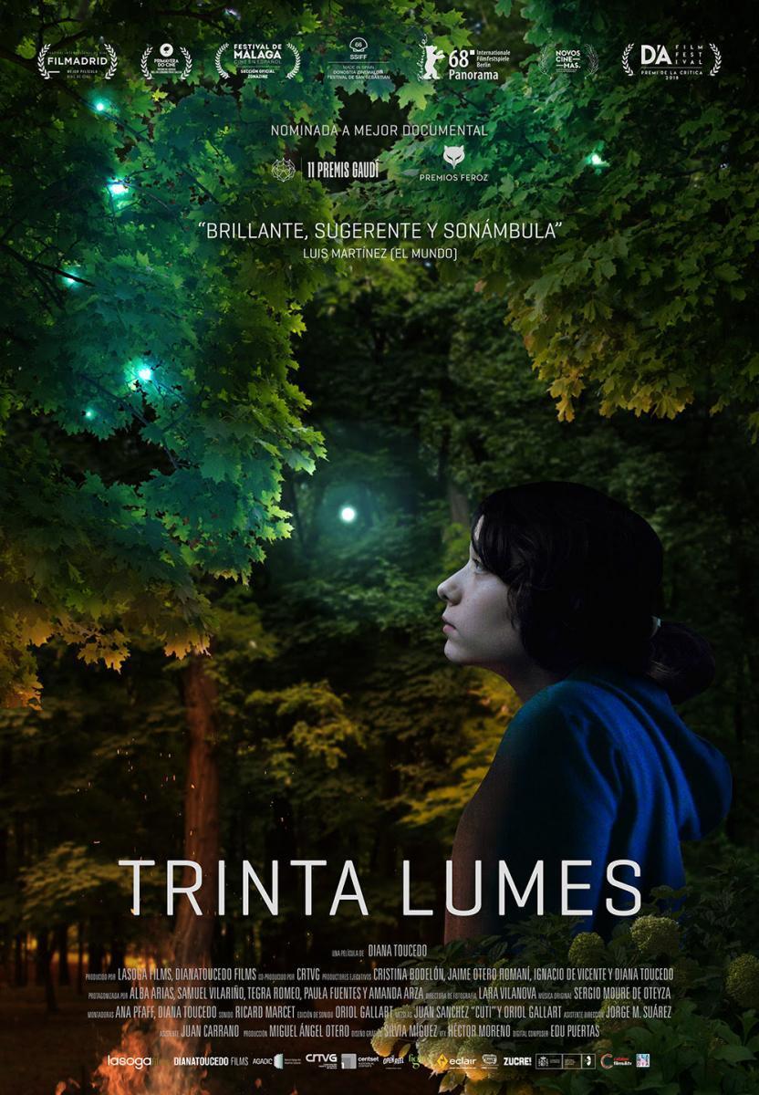 25 de mayo 2020 TRINTA LUMES             Diana Toucedo/80´/ España/2017