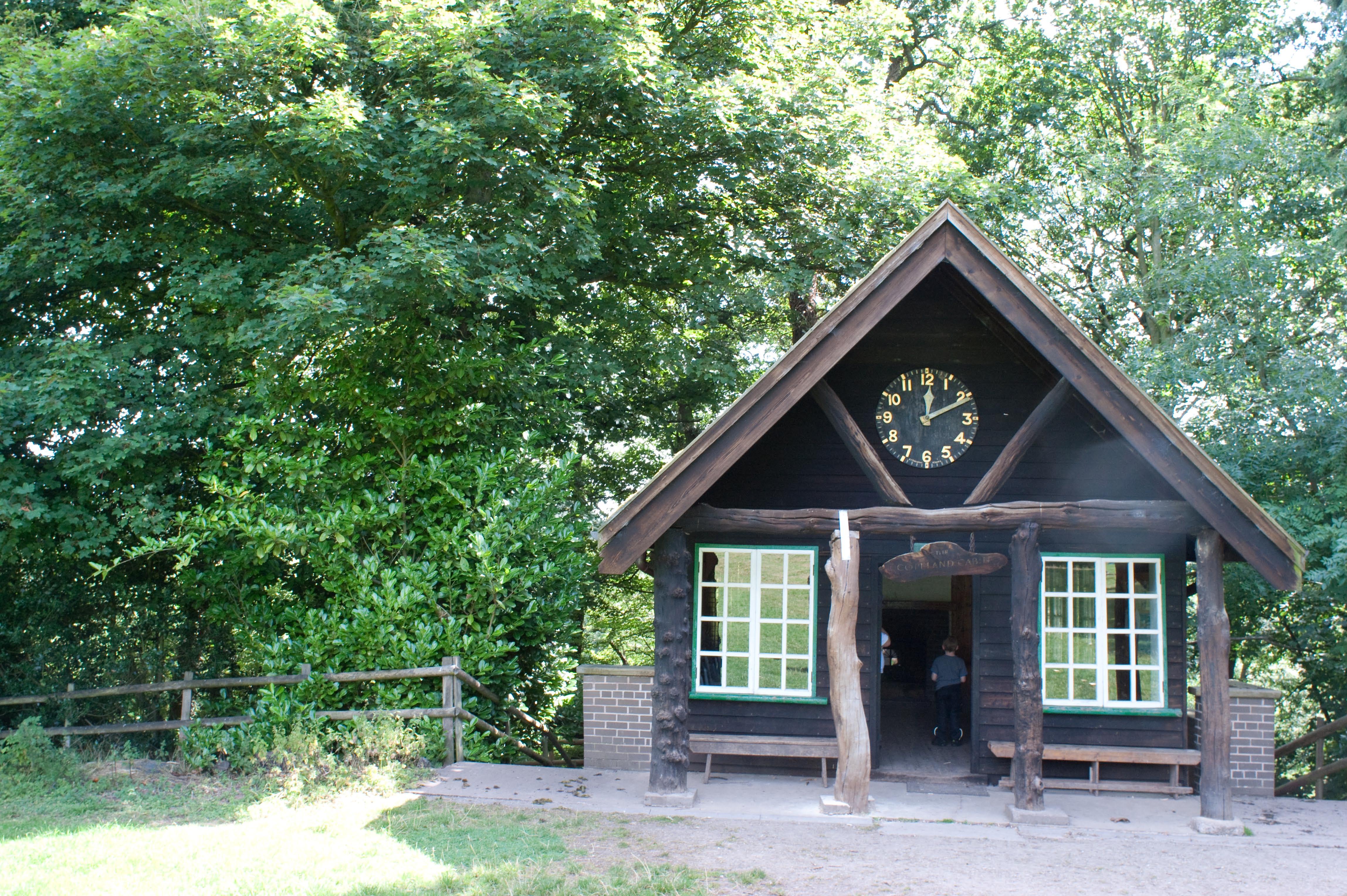Copeland Cabin