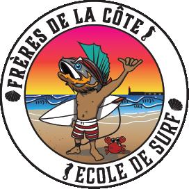 Frères de la côte - Ecole de surf Itinérante