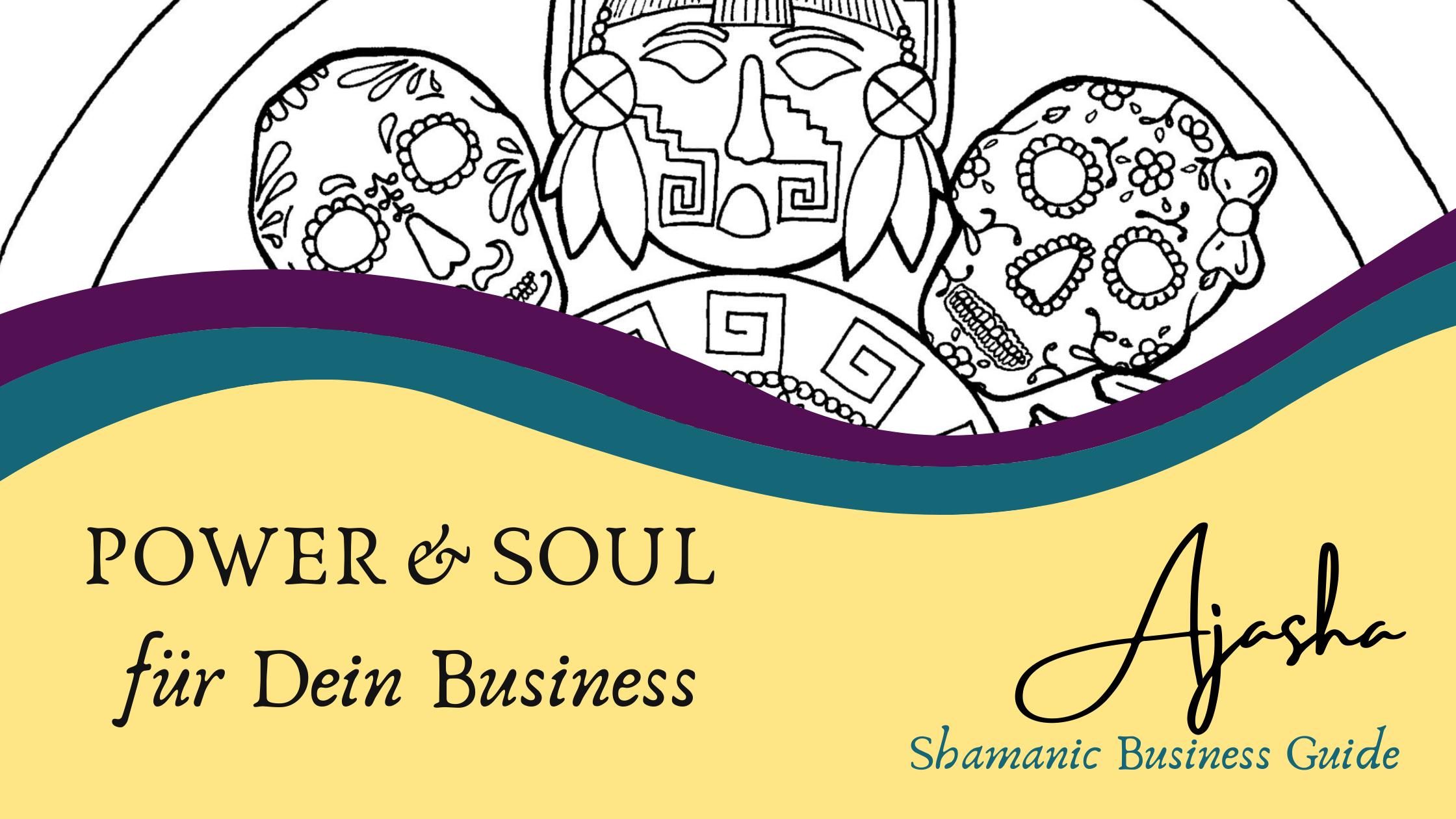 Herzlich Willkommen beim Shamanic Business Guide