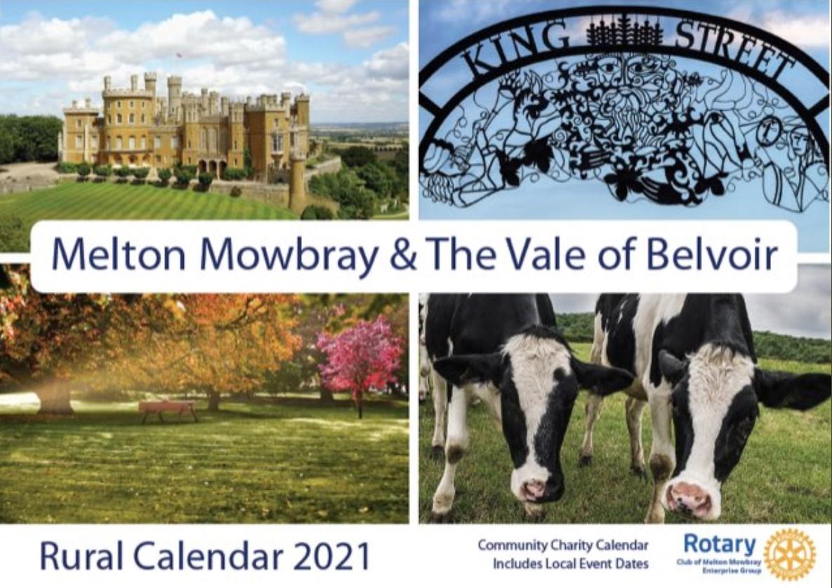 Calendar cover picture