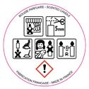 Étiquette label