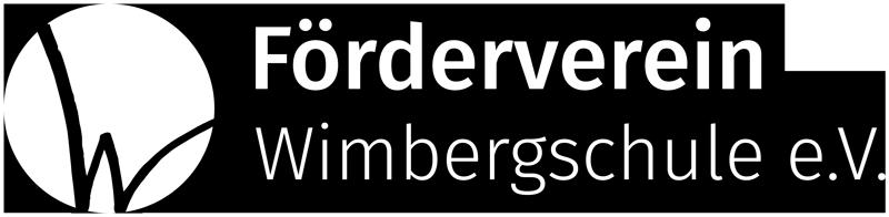 Förderverein der Wimbergschule e.V. - Anmeldung