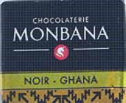 Carré de chocolat70% noir- GHANA-[1.49€]