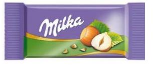 Carré de chocolatMilka NOISETTE-[1.29€]