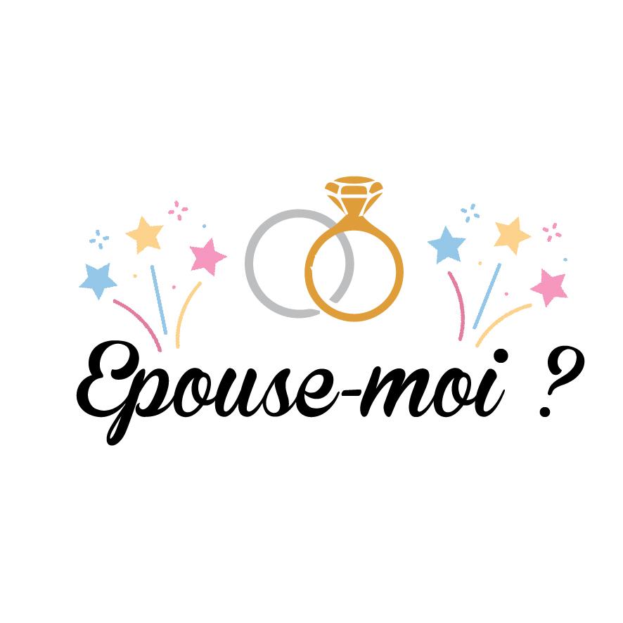 4. Epouse-moi ?