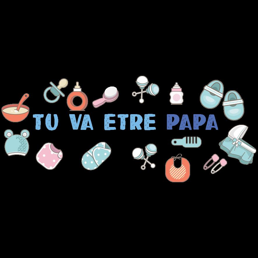 7. Tu va être papa