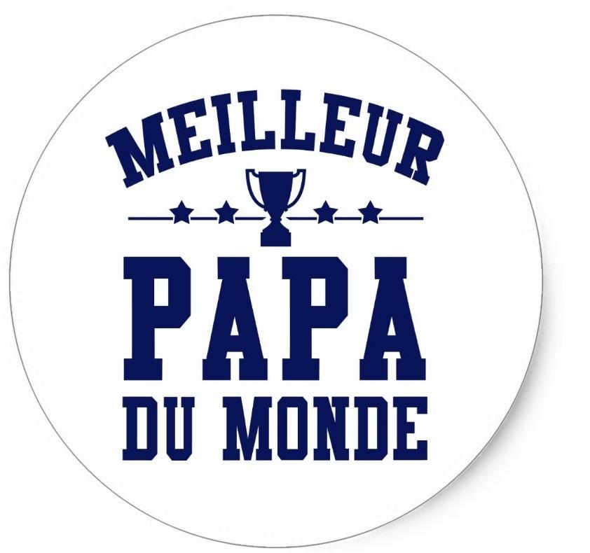 13. Meilleur Papa du monde