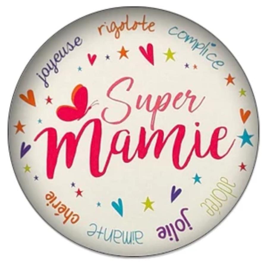 SUPER MAMIE