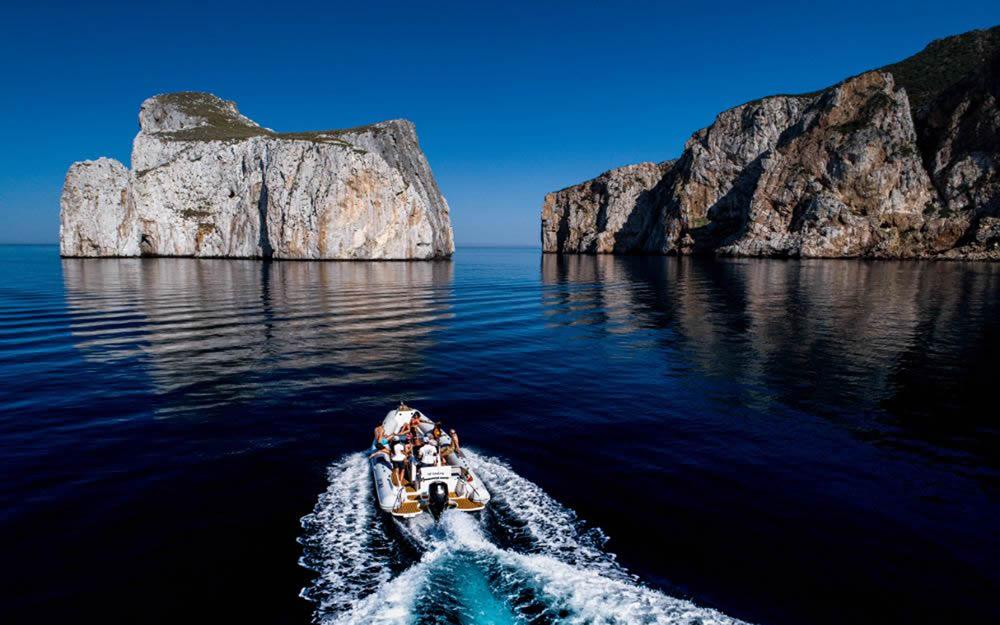 Ticket escursione in barca/gommone (da € 40 a persona)