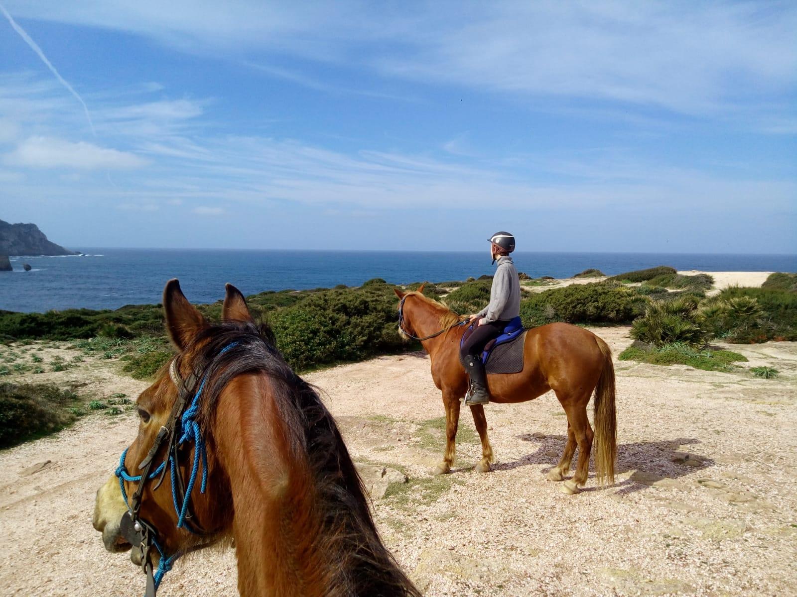 Ticket escursione a cavallo (da € 45 a persona)