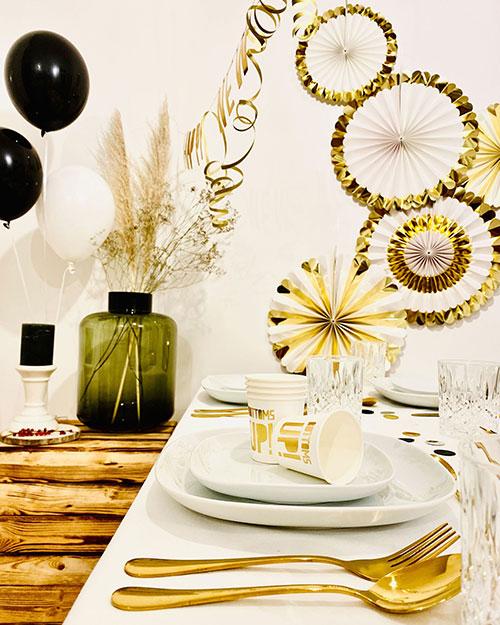 New Year's Eve Decoration Set - 58€