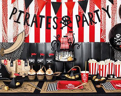 The Pirate Baking Set - 15€