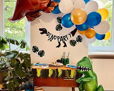 The Dinosaur Baking Set - 15€