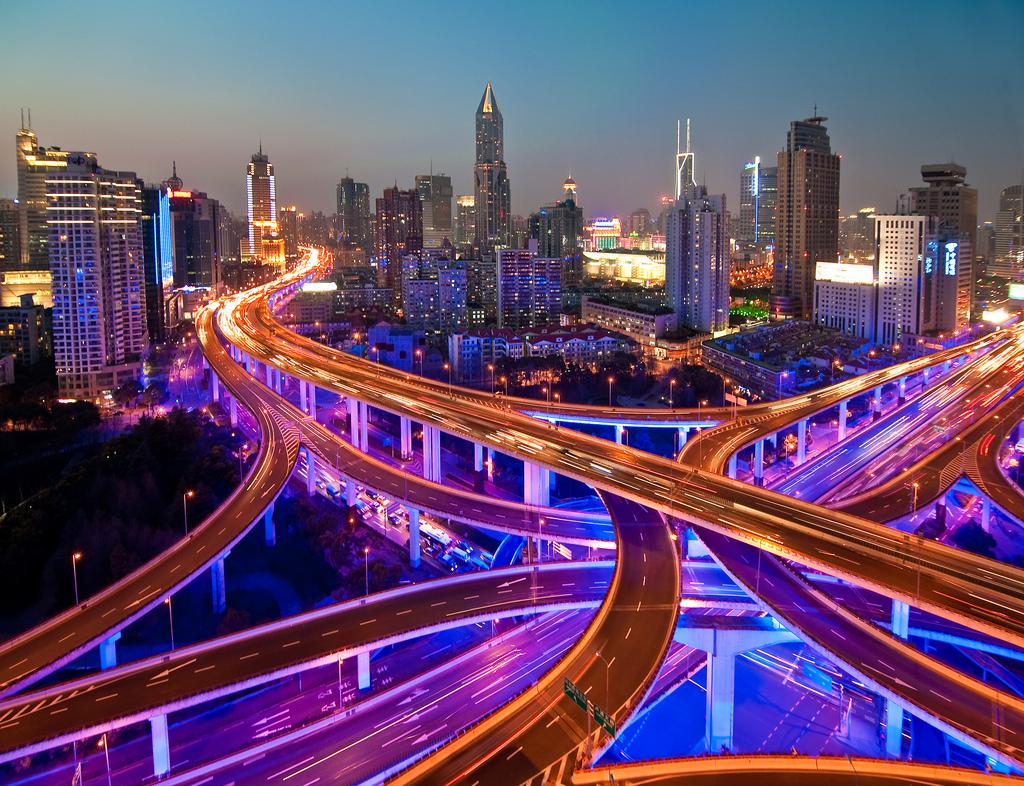 Bustling Metropolis