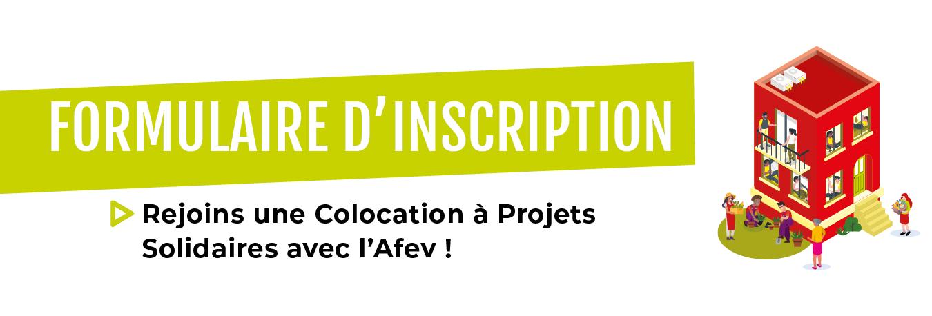 Rejoins une colocation à Projets Solidaires avec l'Afev