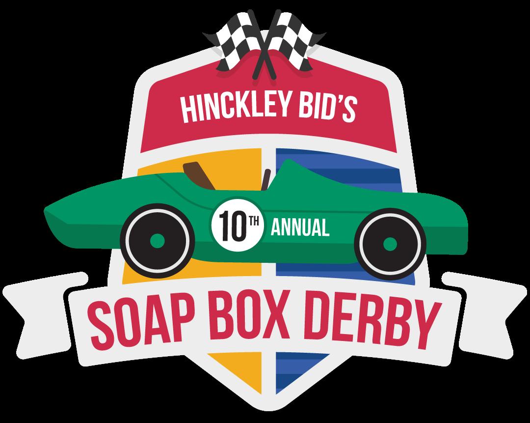 Hinckley BID Soap Box Derby - Registration CLOSED