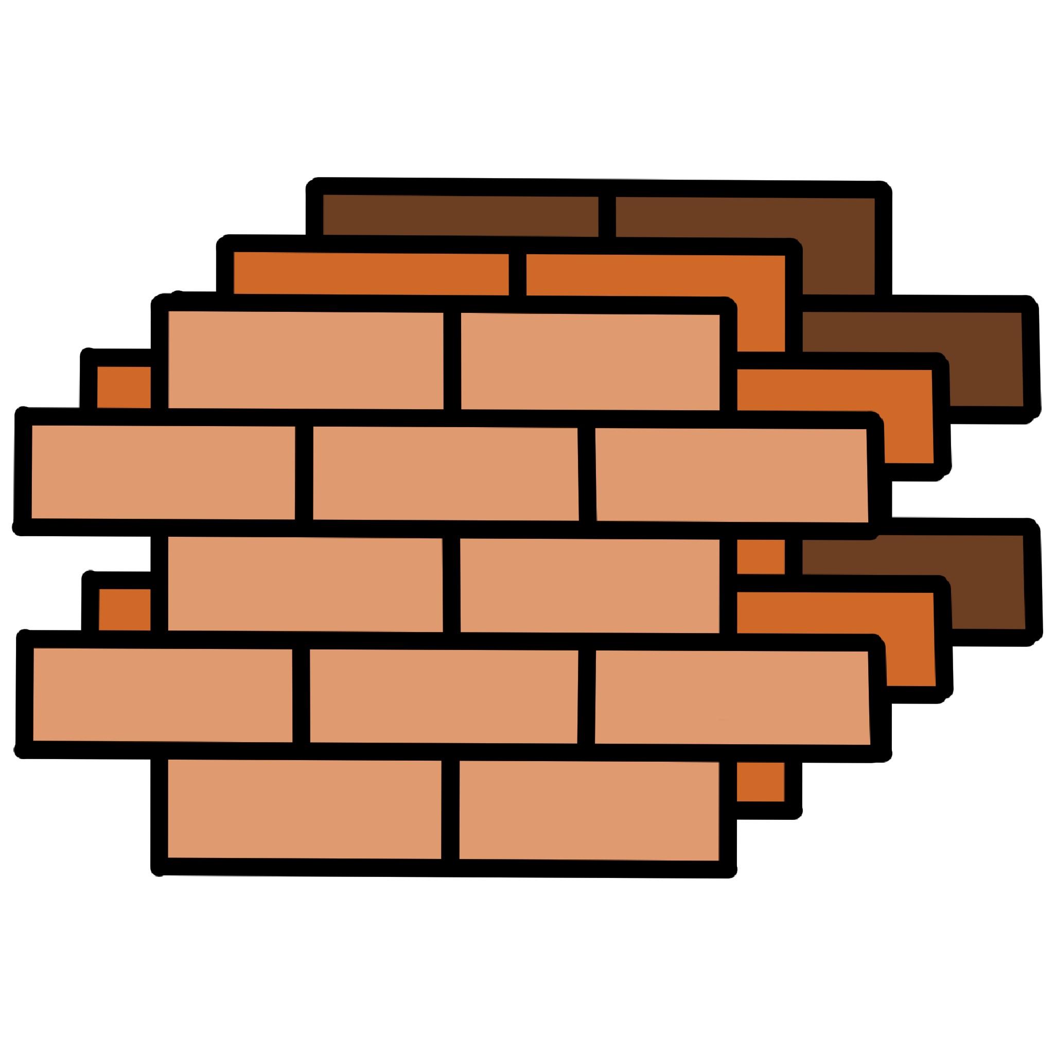 Drei oder mehr Wände