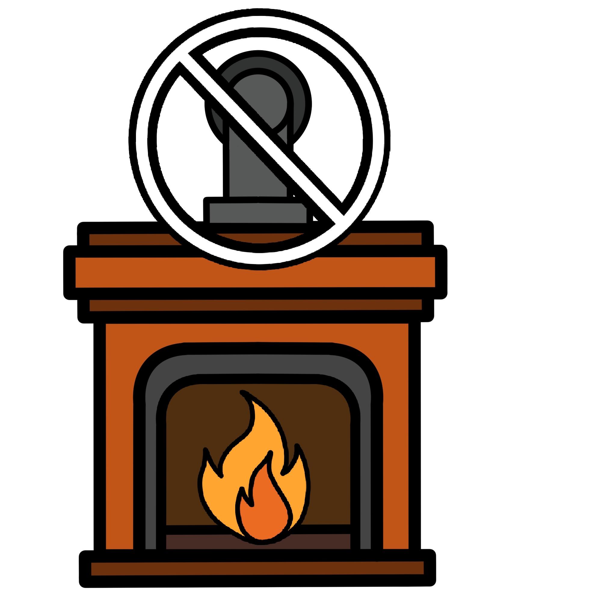 Viel Sicht aufs Feuer, aber das Ofenrohr soll nicht sichtbar sein.