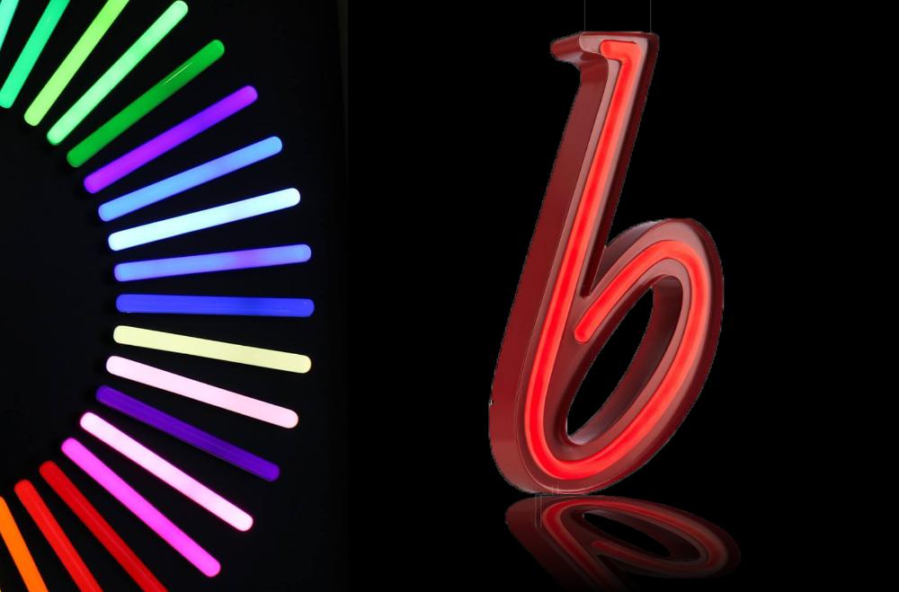 cX Neon || ||✓ Inkl. Dimmer