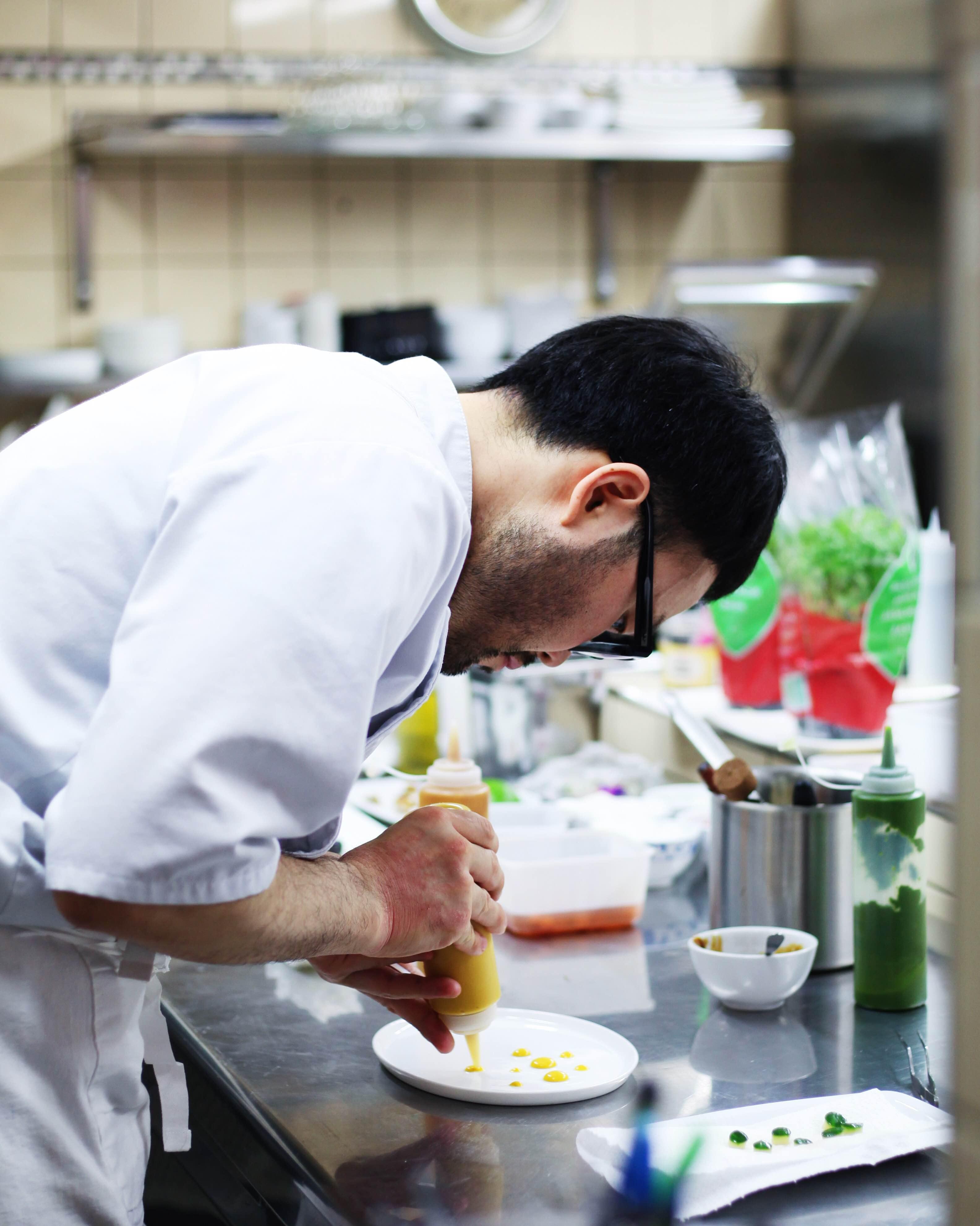 Chef Jae-Wook Hur