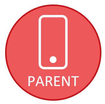 2 - C'est l'appareil du parent, que l'enfant utilise occasionnellement