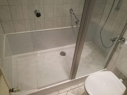 Bad mit Zuschuss kostenlos umbauen