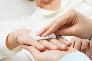 Pflegehilfsmittel: bis zu 720 EuroZuschuss
