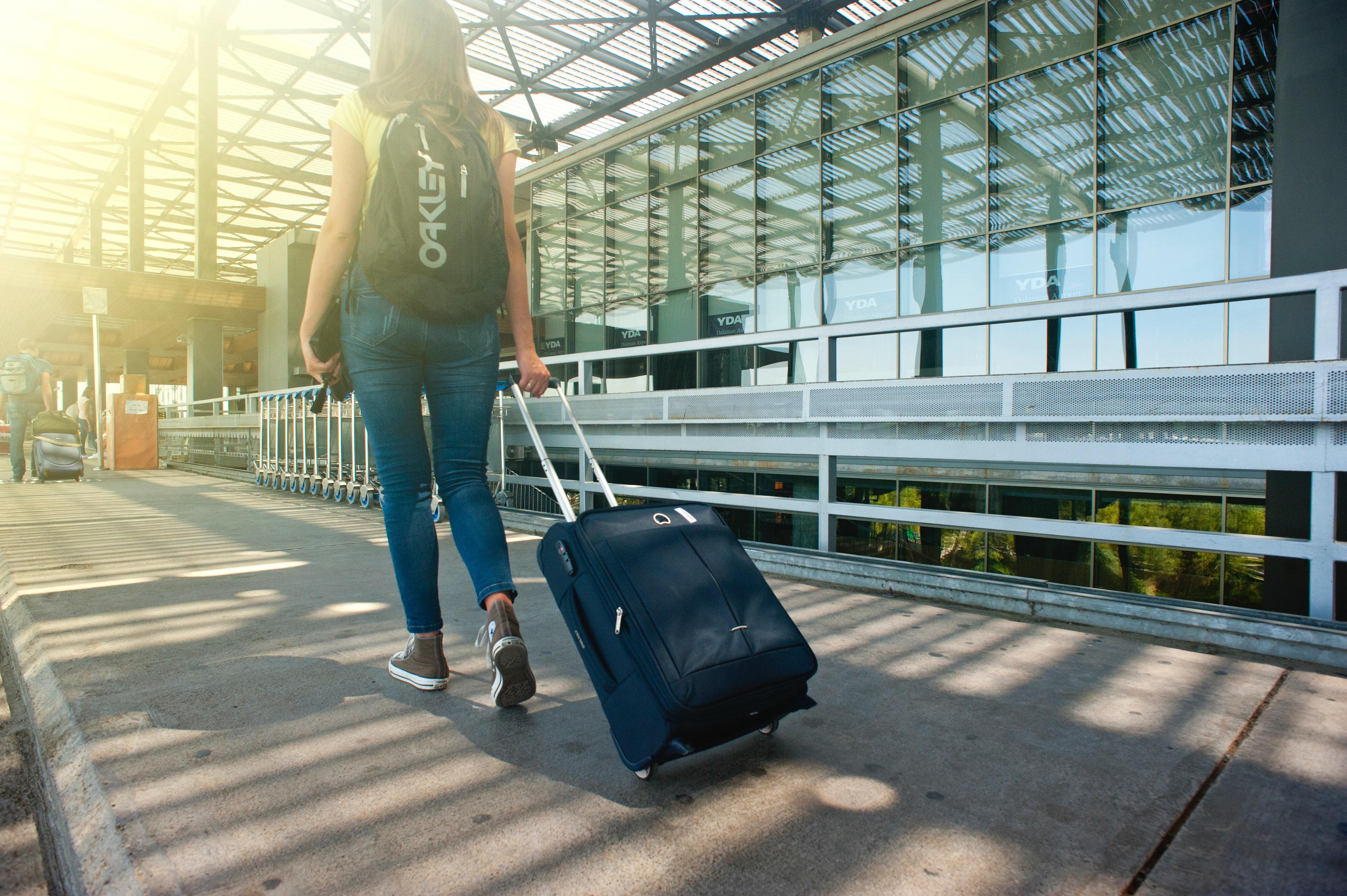 Zum Reisen