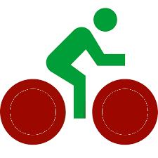 Punkteringshæmmende dæk og ny slange på begge hjul (999kr.)