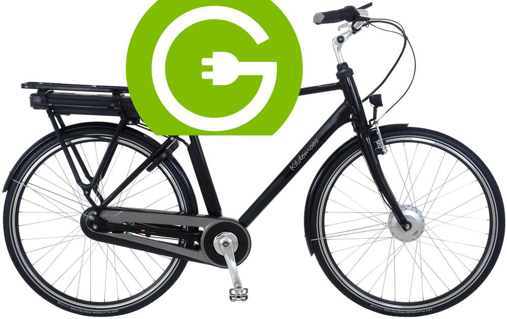 Herre EL-Cykel