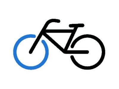 Slangen på cyklens forhjul (kr.230)