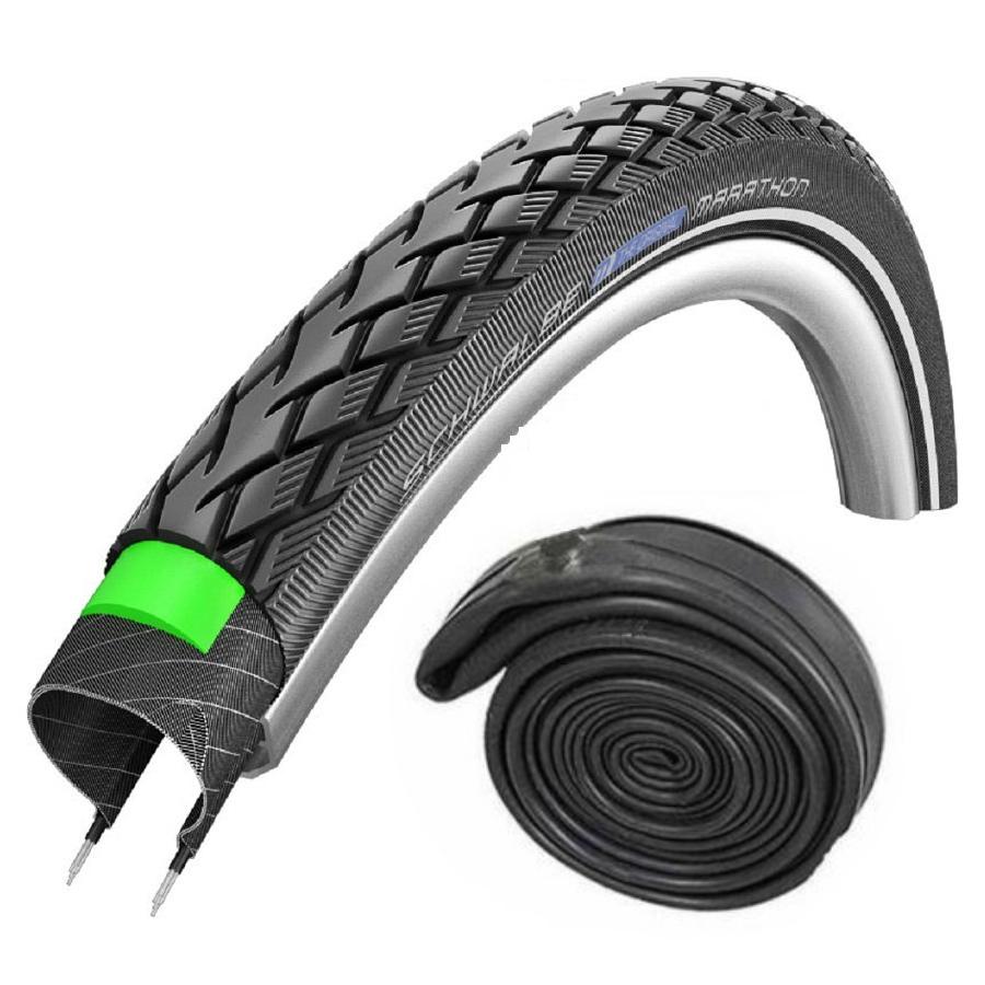 DÆK OG SLANGE - Du bør få udskiftet både dæk og slange, hvis du punkterer ofte eller dit dæk er i ringe stand.