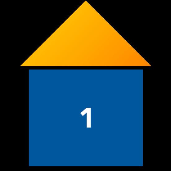 1 Etage