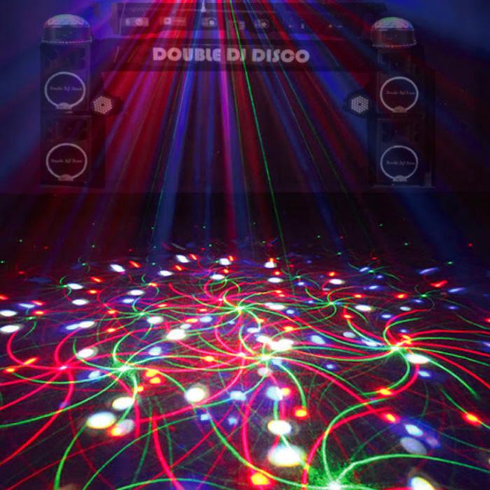 Double DJ Disco Enquiry