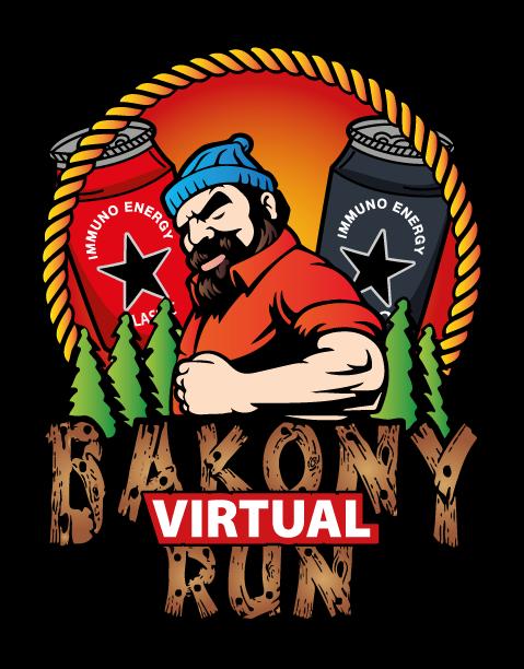 BakonyRUN - Immuno Energy Virtual - Nevezés