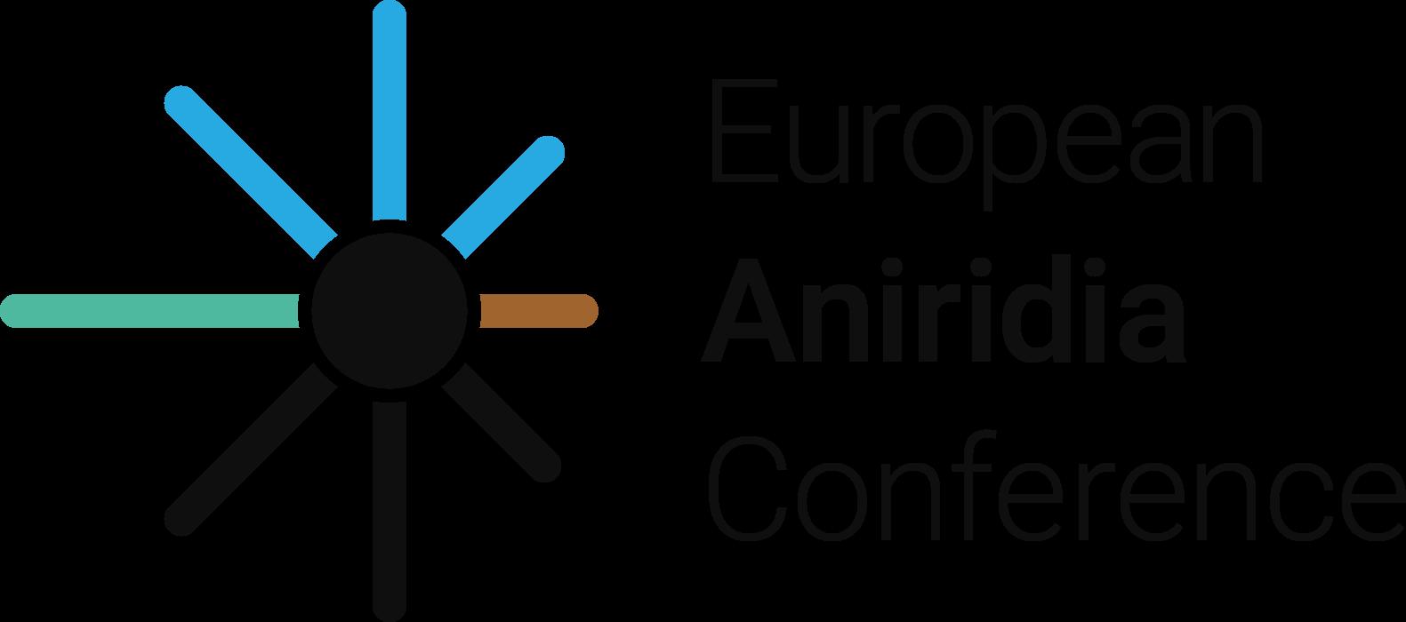 European Aniridia Conference logo