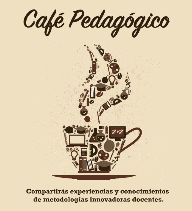 Café Pedagógico Comunidades Docentes