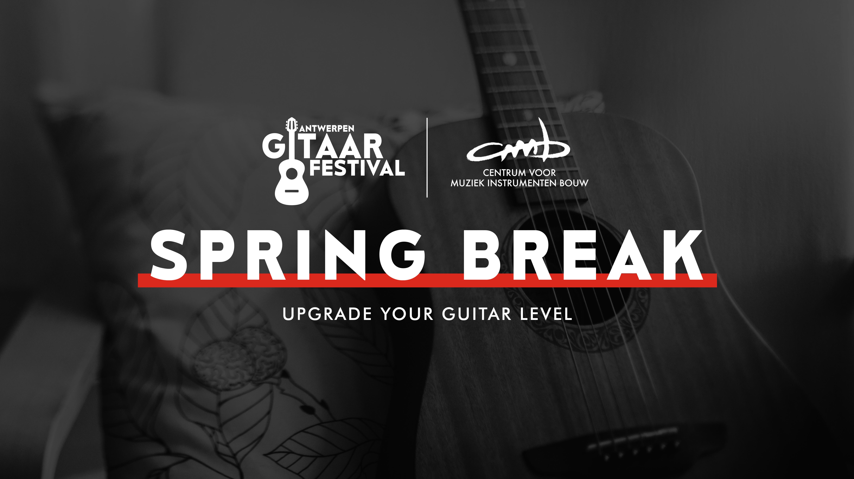 Spring Break 2019 Luthiers