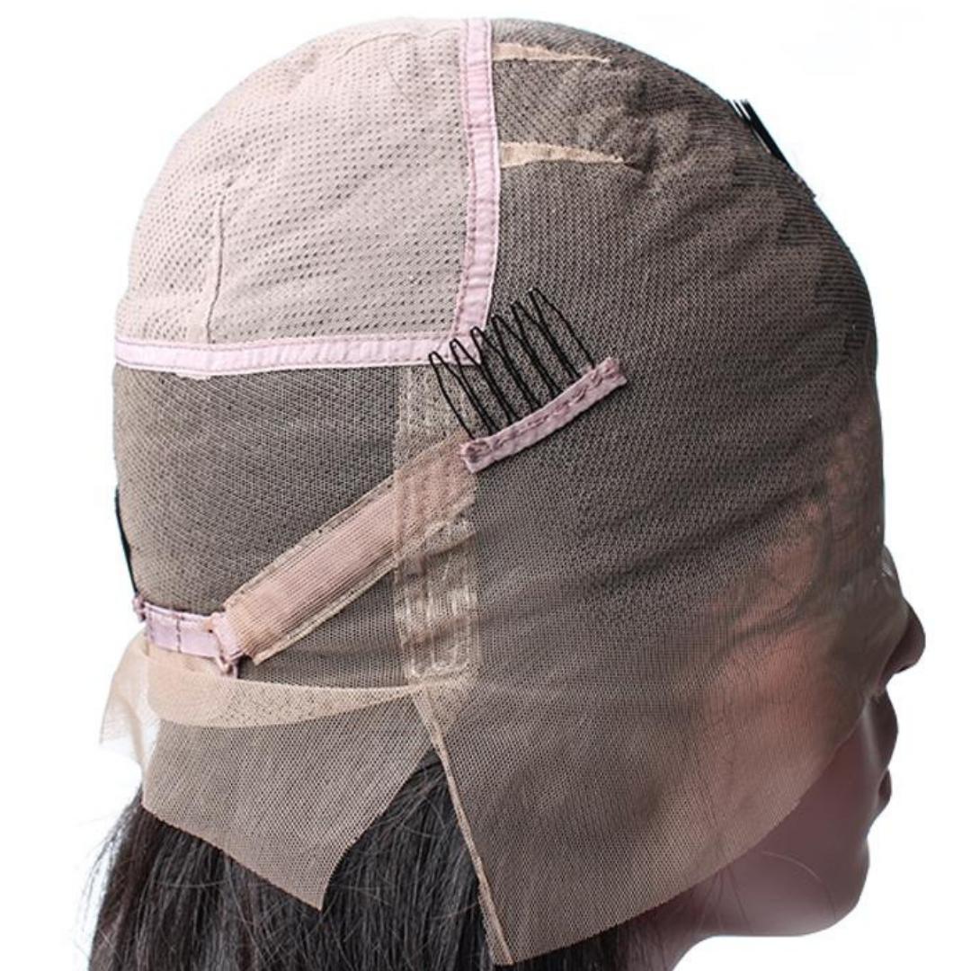 Full Lace Wig (Bonnet avec tulle intégrale)