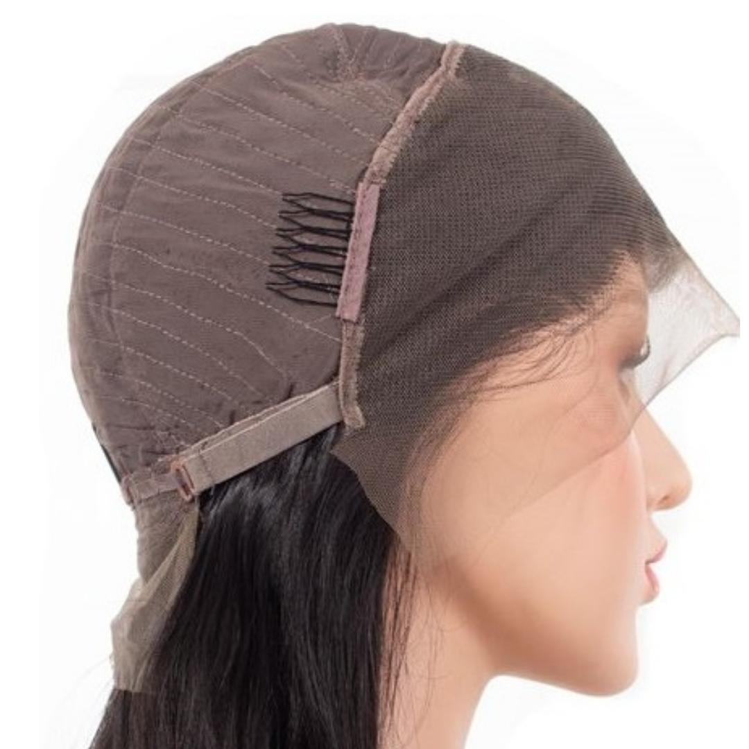 Lace Front Wig (Bonnet avec tulle frontal)