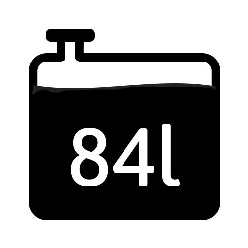 Grauwasser Tank 84l