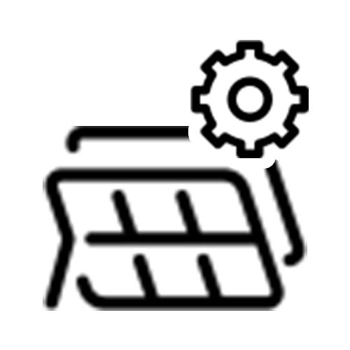 Solarladeregler Batterieladegerät Ladewandler