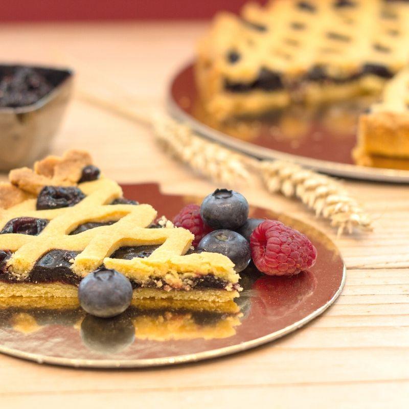 Confettura di frutta o crema di nocciole del Piemonte IGP
