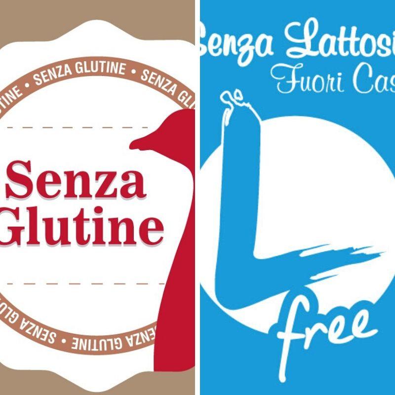 Senza glutine e senza lattosio €26/kg